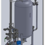 Установки ионного обмена воды RUN AQUA-ION