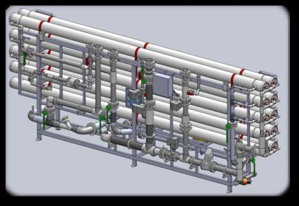 Reverse osmosis units RUN AQUA-RO