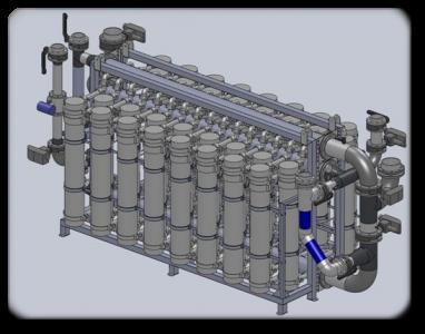 Ultrafiltration units RUN AQUA-UF